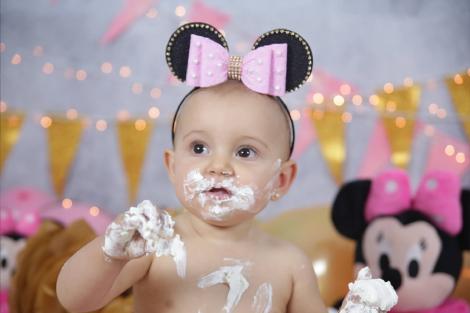 A partir de qual idade é possível fazer o Smash the Cake