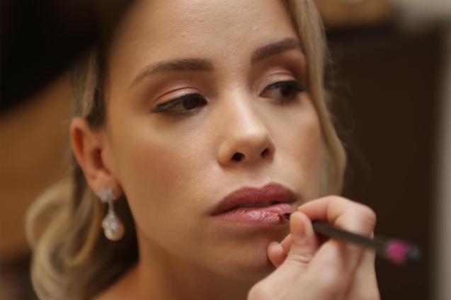 Como deve ser a maquiagem e o cabelo para o ensaio gestante
