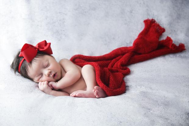 Ensaio Newborn - registre essa fase linda na vida do seu bebê