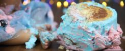 O que é smash the cake